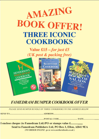Three Iconic Cookbooks...Amazing Offer!