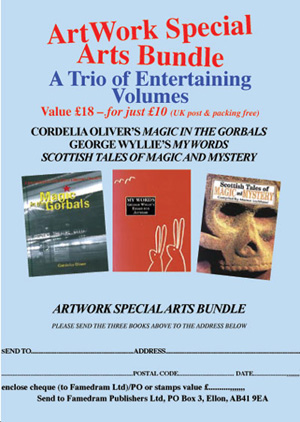 ArtWork Special Bundles - A Trio of Entertaining Volumes